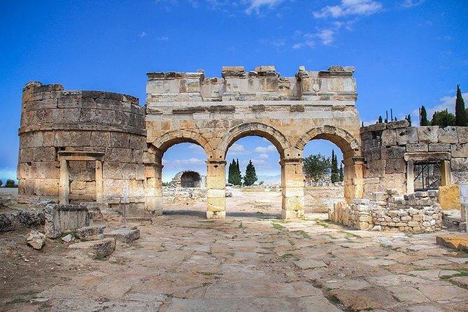 Private Fascinating Pamukkale Tour