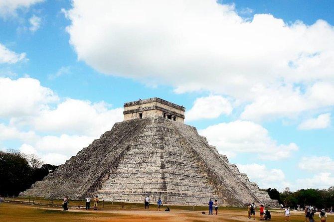 Private Tour Chichen Itza + Lunch Buffet and optional Valladolid & Cenote Swim