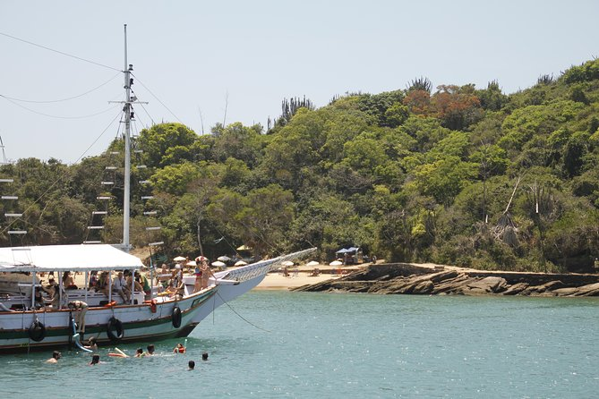 Búzios Full day: Boat and Trolley Tour with Lunch from Búzios photo 1