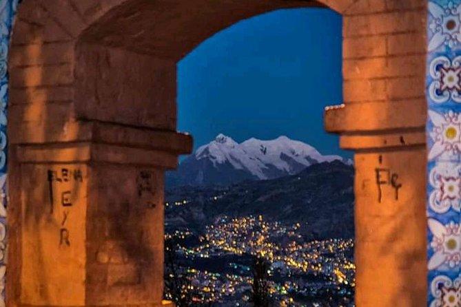 La Paz: City Tour Landscape Bohemian Experience