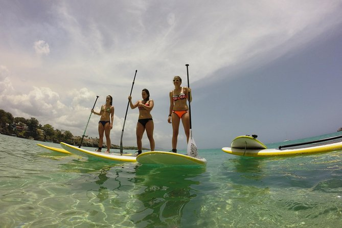 Sosua Beach Day & Paddle Boarding