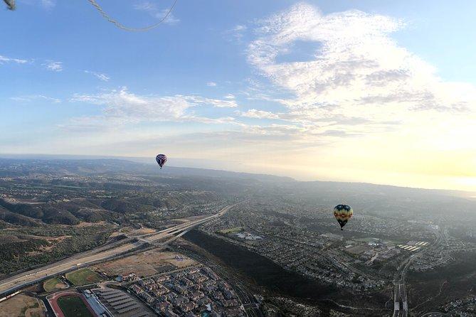 Santa Ynez Valley Hot Air Balloon Flight