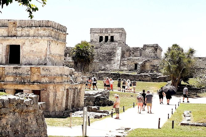 Private Tour : Tulum, Cenote Swim & Playa del Carmen