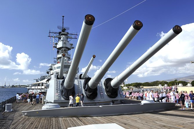 Step Back Into History Pearl Harbor Private Tour