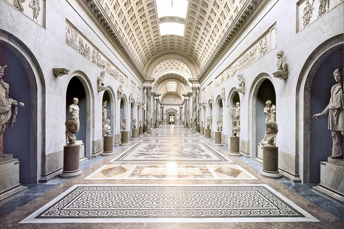 Vatican Museums Fast Track