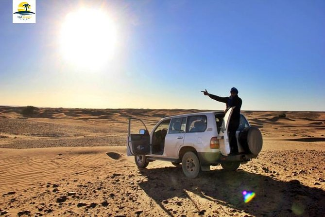 Tour to Bedouin Desert Safari by Jeep 4×4 at Hurghada photo 5