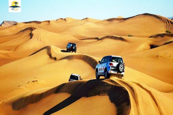 Tour to Bedouin Desert Safari by Jeep 4×4 at Hurghada photo 1