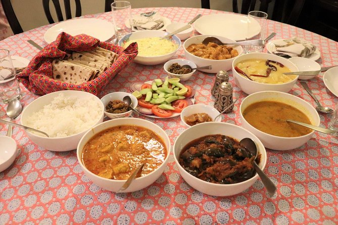 Learn to cook Royal Family Recipes in Central Jaipur