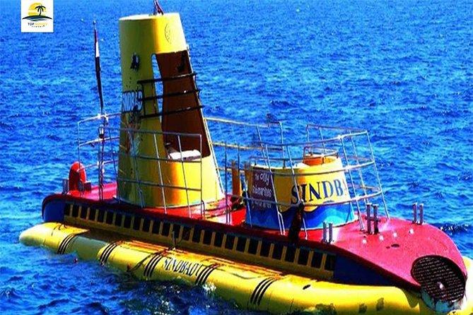 Sindbad Submarine Tours in Hurghada