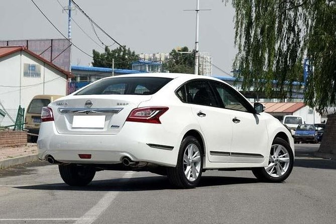One way Zhengzhou airport to hotel private transfer