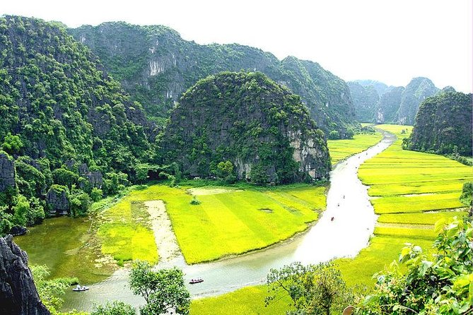Hoa Lu Tam Coc full day with Cycling Buffet Lunch photo 1