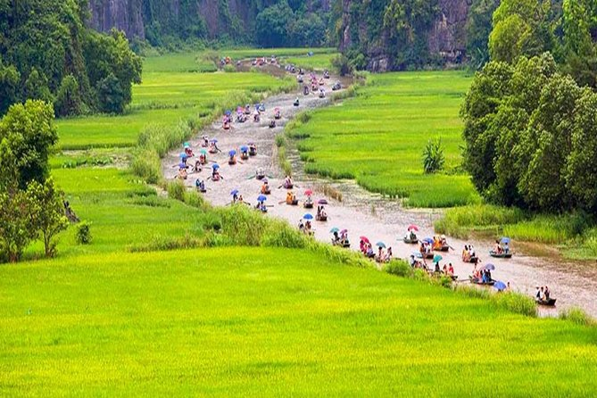 Hoa Lu Tam Coc full day with Cycling Buffet Lunch photo 3