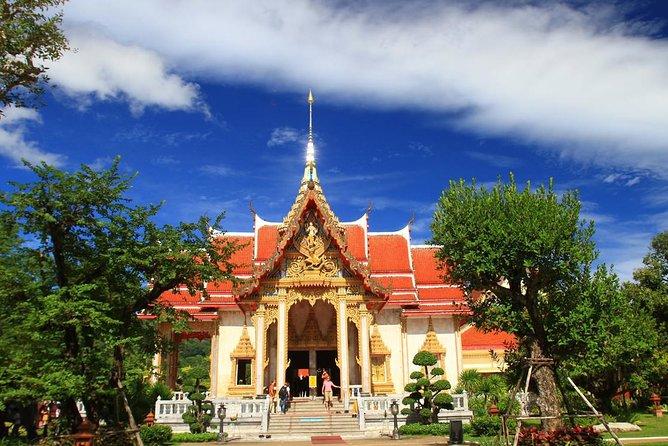 Phuket City Tour (Join Tour)