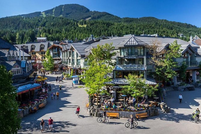 Vancouver to Whistler Tour Private