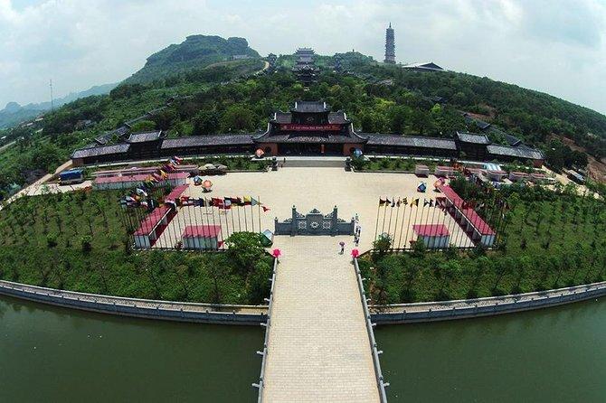 Bai Dinh Trang An Kong island full day tour
