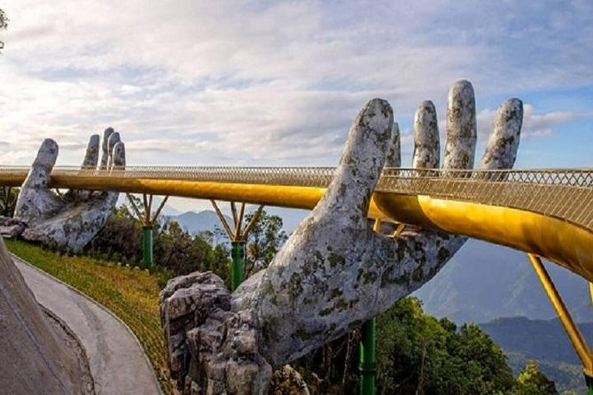 Ba Na Hills & Golden Bridge Tour From Hoi An - Go with Best Price Guarantee