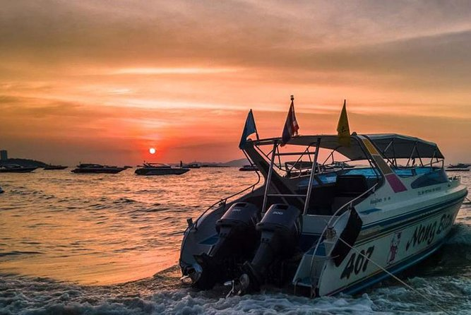 Krabi 7 Islands Snorkeling and Sunset Tour by Speedboat