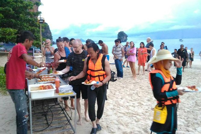 Krabi 7 Islands Sunset and Bioluminescence Tour Include BBQ Dinner photo 9