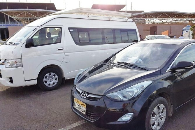 Private Arrival Airport Transfer from Cairo Airport to Giza Hotels
