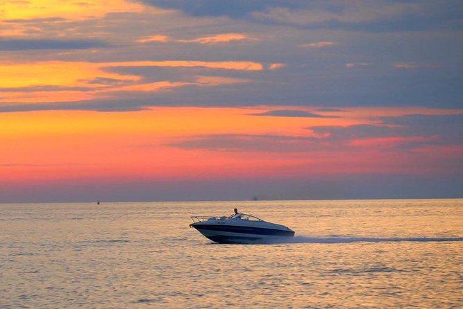 Snorkeling to Krabi 7 Islands Tour by Speedboat Including Sunset BBQ Dinner