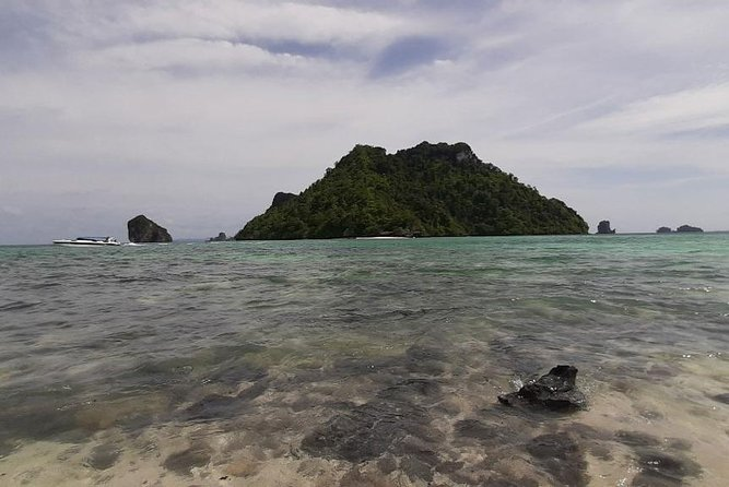 Krabi 7 Islands Sunset and Bioluminescence Tour Include BBQ Dinner photo 12