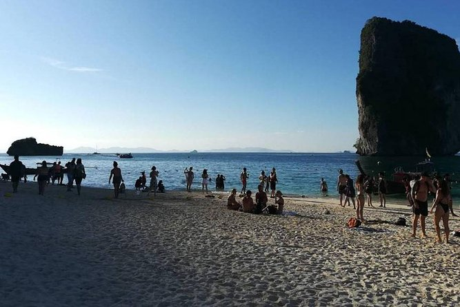 Krabi 7 Islands Sunset and Bioluminescence Tour Include BBQ Dinner photo 4