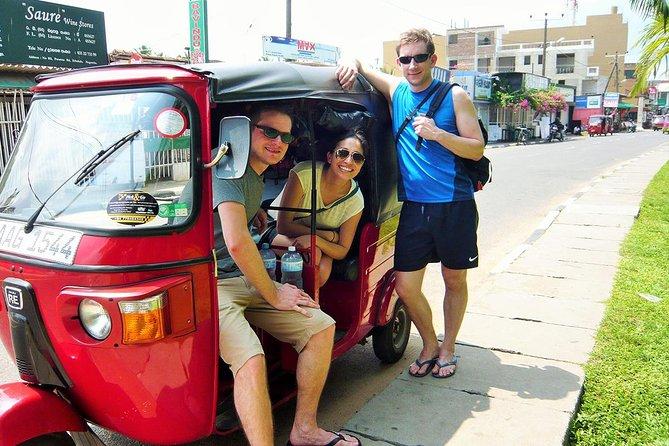 Colombo City tour by Tuk-Tuk