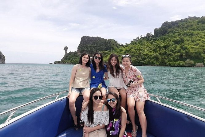 Krabi 7 Islands Sunset and Bioluminescence Tour Include BBQ Dinner photo 11
