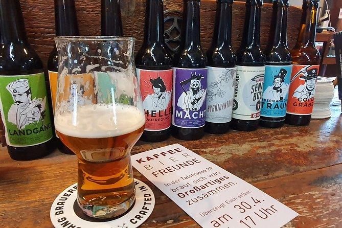 Hamburg Craft Beer Tasting Tour in English and German