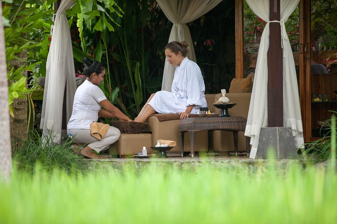 A Day Retreat In Ubud