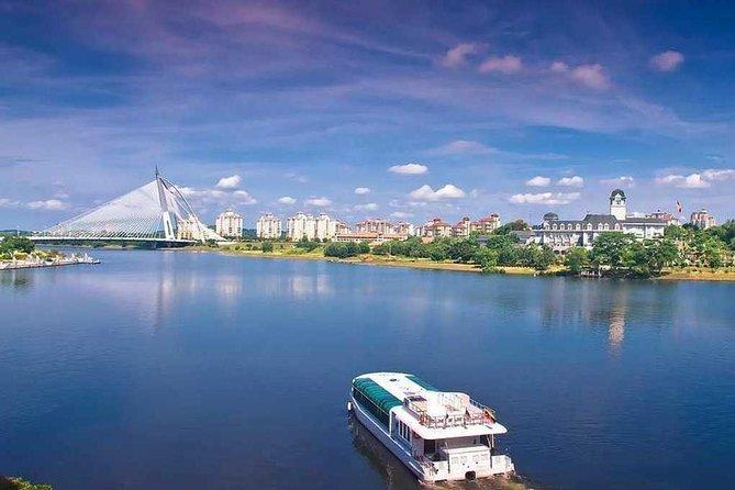 Cruise Tasik Putrajaya Admission Ticket