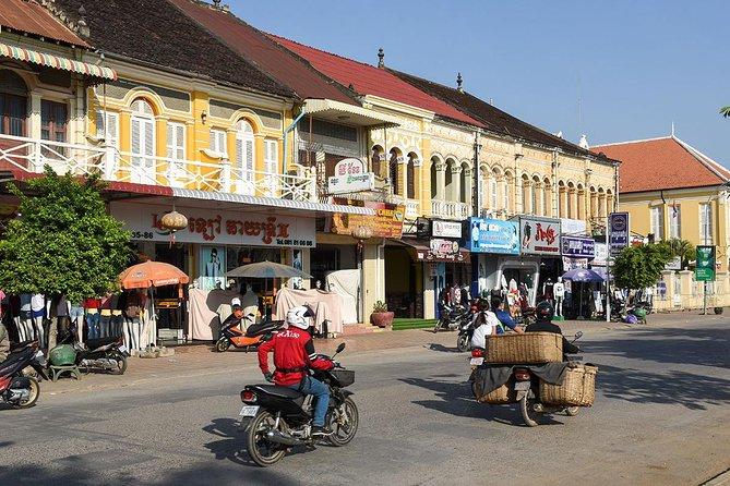 Battambang City Walking Tour