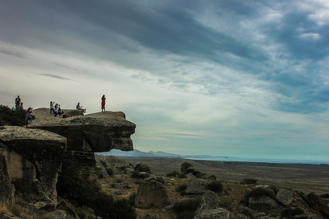 Gobustan, Mud volcanoes, Fire temple, Fire mountain GROUP TOUR