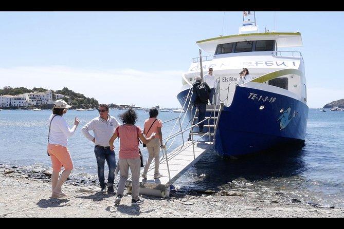 Boat trip to Cap de Creus + Port Lligat + Cadaqués