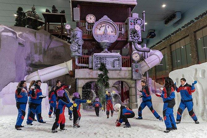 Polar Express Ski Egypt