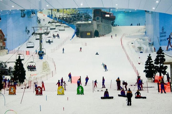 Polar Express Ski Egypt photo 2