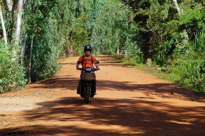 Khmer Cruiser Half Day Tour (Afternoon) (By Motor Bike)
