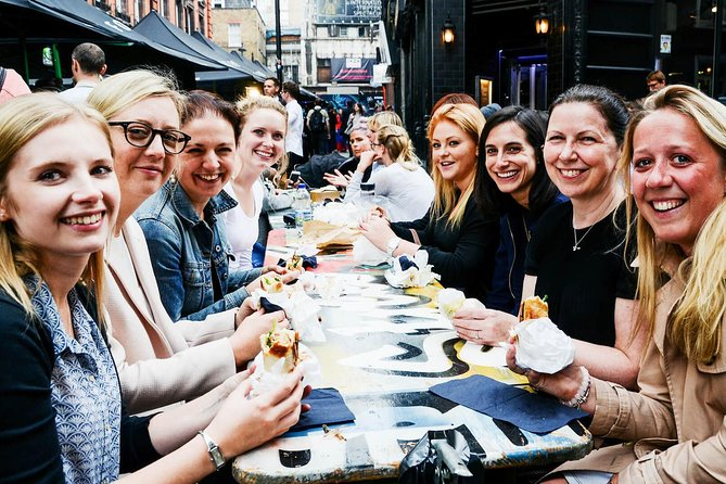 London streefood Tour with a Real Foodie