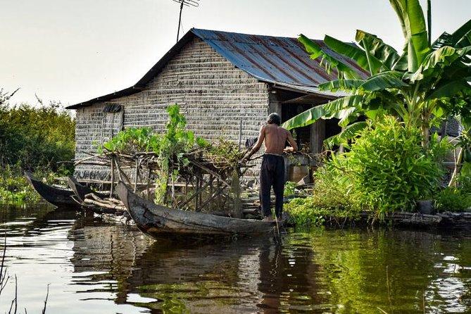 Kampung Pluk Tonle Sap - Lexus Transportation
