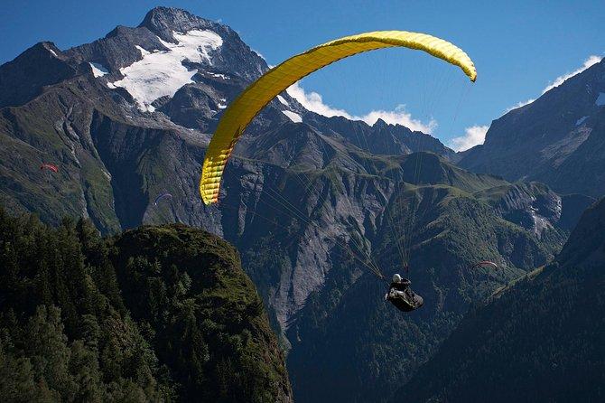 Paragliding in Bishkek and excursion to Ata-Beyit