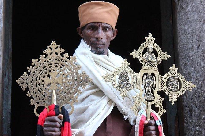 Northern Ethiopia And Danakil