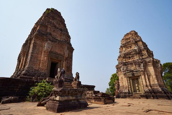 Temple Big Circuit Tour & Banteay Srei Temple - Highlander Transportation