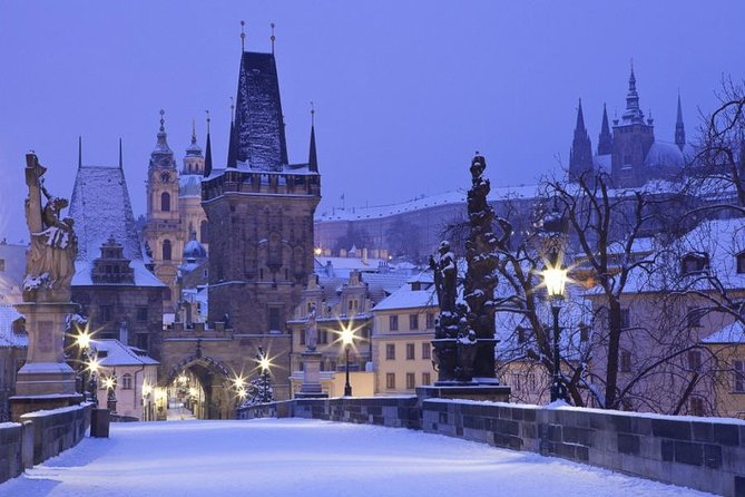 Prague Advent Evening Food Tasting Tour - Taste The Best Of The Czech Christmas!