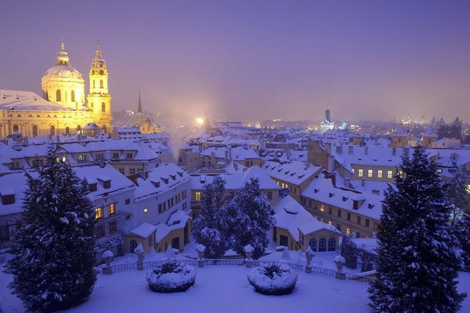 Prague Advent Evening Food Tasting Tour - Taste The Best Of The Czech Christmas! photo 3