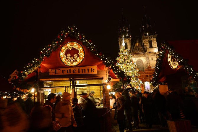 Prague Advent Evening Food Tasting Tour - Taste The Best Of The Czech Christmas! photo 4