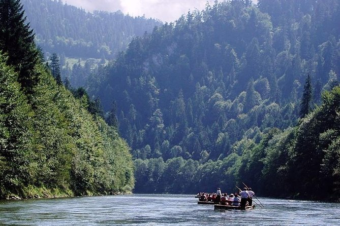 Dunajec River Rafting, Cable Car and Castle Niedzica: Private Tour