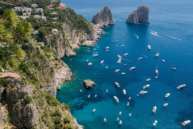 Capri Island Tour with Lunch