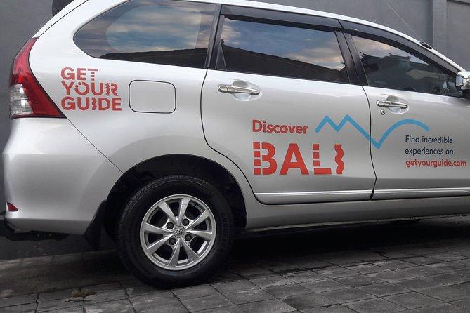 BALI Car Charter With Driver Bali
