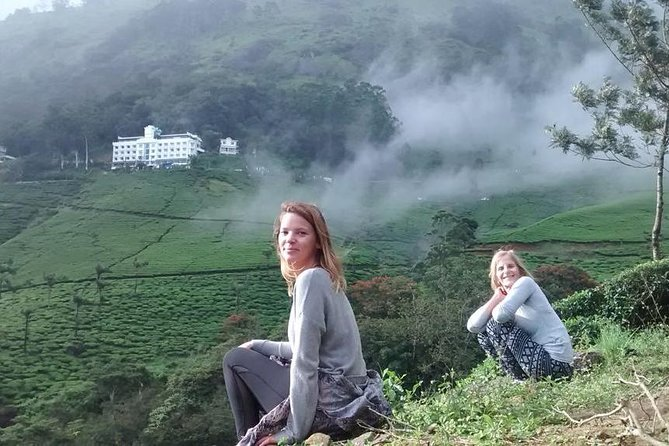 Munnar day tour from Cochin