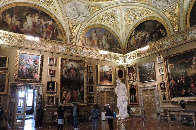 The Pitti Palace private tour: Splendours of the Royal Residence